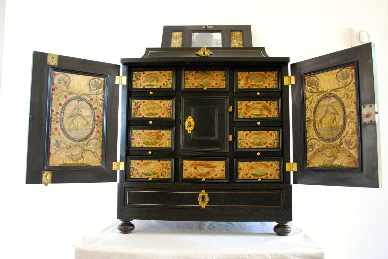 Cabinet Napoléon III ouvert